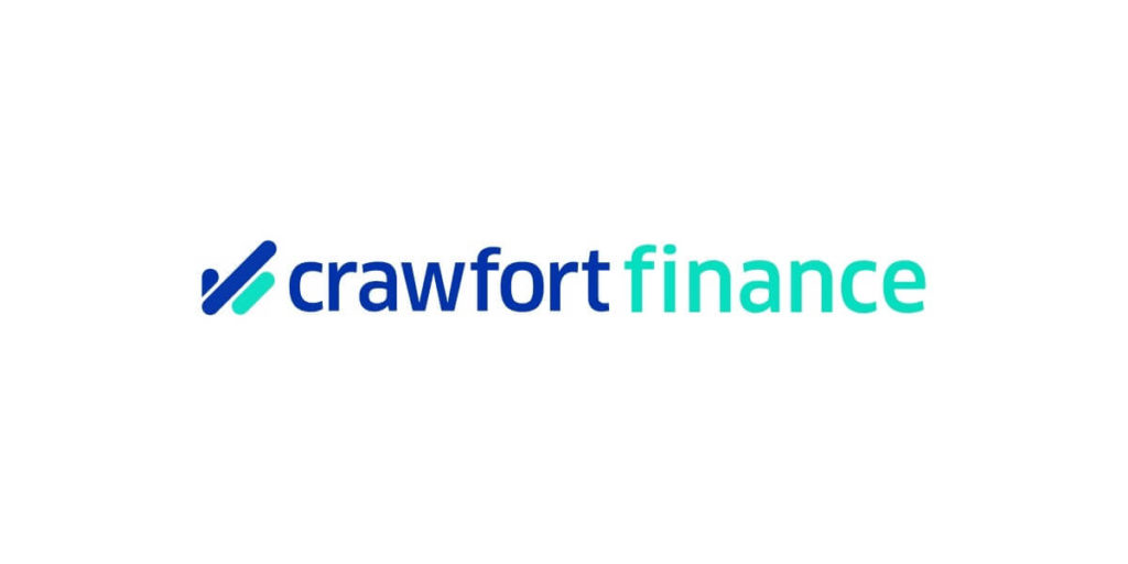 Logo launch of Crawfort FinanceRebranding to CrawfortFinance